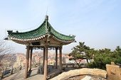 Постер, плакат: Little Fish Hill of Qingdao