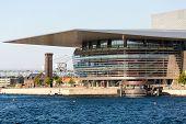 Public Copenhagen Opera House