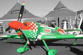 Castrol Aviation Airplane