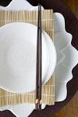 Tableware In Japanese Style