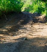 All Terrain Vehicle Track