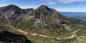 Panorama: Beautiful Autumnal Mountain Landscape