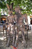 The Hare and the Minotaur, Cheltenham.