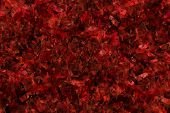 Chaotic Erotic Red Background