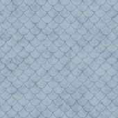 Blue Shell Tiles Pattern Repeat Background