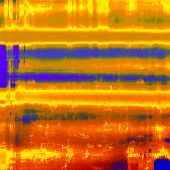 Background in grunge style. With different color patterns: blue; yellow (beige); brown; red (orange)