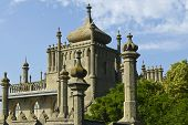 picture of palace  - This is the northern facade of Vorontsov Palace  - JPG