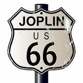 Joplin Route 66 Sign