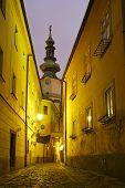 Old town, Bratislava.
