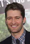 LOS ANGELES - MAY 14:  MATTHEW MORRISON arrives to the