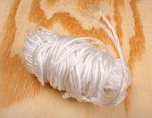 White Cord Twine
