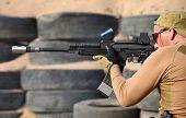 Kalashnikov large caliber
