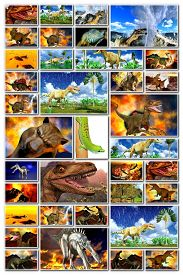 picture of doomsday  - Doomsday in the world of dinosaurs - JPG
