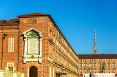 foto of turin  - Royal Armoury and Royal Library in Turin  - JPG