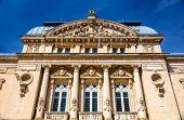foto of municipal  - Municipal theatre of Bourg - JPG