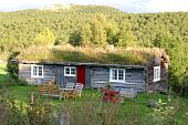 Summer pasture cottage
