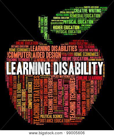 online learning for learning disabilities