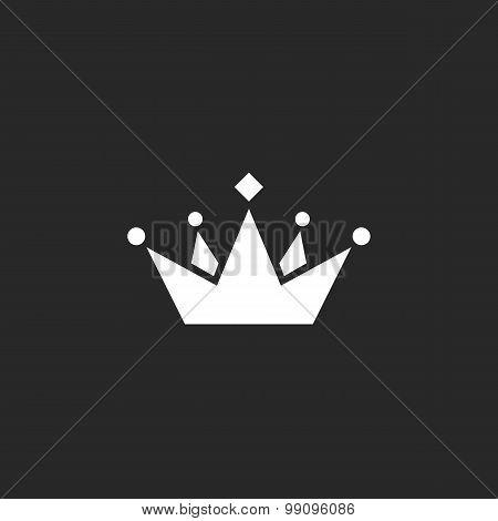 Online Free Logo Maker  Crown logo design