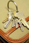 Keys On Padfolio