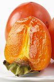 Persimmon Slice