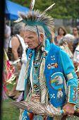 Native American Dancing at Pow-Wow