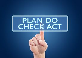 foto of plan-do-check-act  - Plan Check Do Act  - JPG