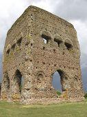 Roman Temple In France