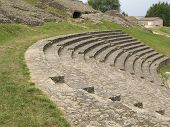 Ancient Sitting Benches