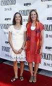 NEW YORK - AUGUST 26: Executive producers Lisa Lax (L) and Nancy Stern Winters (R) attend ESPN Films