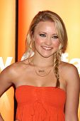 LOS ANGELES - MAY 14:  Emily Osment at the Disney ABC Television Group May Press Junket 2011 at ABC
