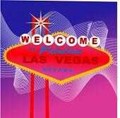 pic of las vegas casino  - las vegas sign vector - JPG