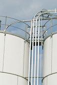 Storage Tank Fuel Lines