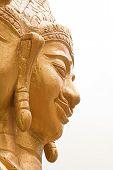 Face buddha