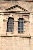 Fragment Wall Of Church