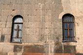 Wall Of Church
