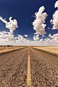 Estrada do país