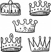 Crowns sketch