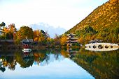 Heillongtan, Black Dragon Pool at Lijiang, the best viewpoint in China