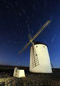 windmills quixote, Spain