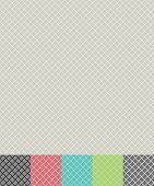 picture of cross-hatch  - seamless cross hatch pattern background with color variations - JPG