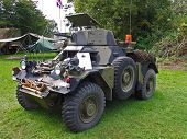 Ww2 Apc Armored Personnel Carrier