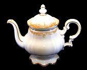 Expensive Porcelain Teaset - Teapot