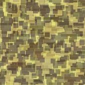 image of khakis  - Abstract generated khaki camouflage pattern military seamless background - JPG