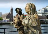 Irish Famine Figures