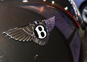 Signo de Bentley Continental Super Sport Gt