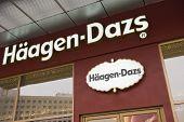 Haagen-Dazs Ice-cream shop