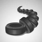 Vector Tires