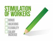 Stimulus For Workers Checkbox List