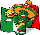 Cinco de Mayo Cactus