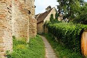 Fortified church in Biertan, Transylvania, Romania, Europe - UNESCO Heritage